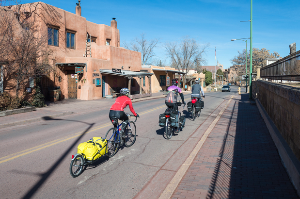Bicycle Route 66 Adventure Cycling Association
