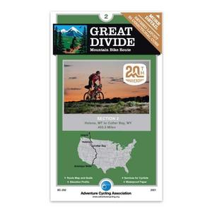 Great Divide Mountain Bike Route, Section 2