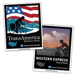 Western Express & Trans Am Map Set