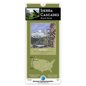 Sierra Cascades Route, Section 1