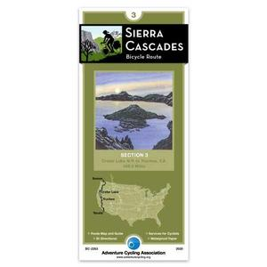 Sierra Cascades Route, Section 3