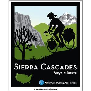 Sierra Cascades Map Set