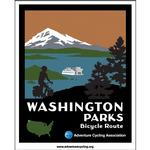 Washington Parks Map Set