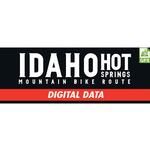 Idaho Hot Springs Mt Bike Route Digital Data Set