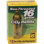 Genuine Innovations 16g Threadless Cartridges - 6 pack