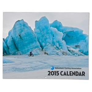 Adventure Cycling Association 2015 Calendar