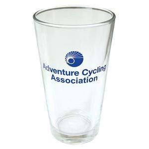 Adventure Cycling Association Pint Glass