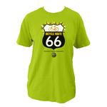 Bicycle Route 66 T-shirt