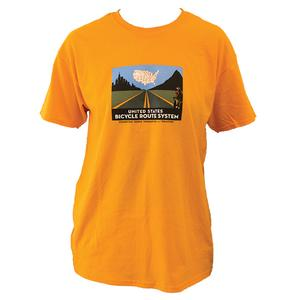 Adventure Cycling Association USBRS T-Shirt