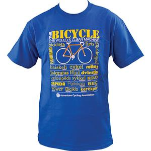 Greg's Bikelingual T-Shirt