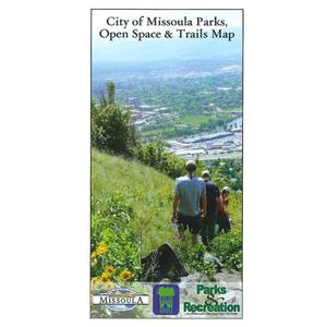 Missoula Parks, Open Space & Trails Map