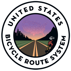 U.S. Bicycle Route System Icon