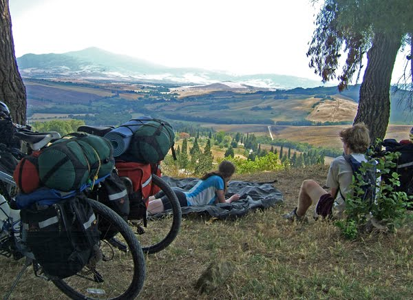adventure cyclist bicycle travel photo contest