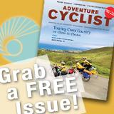 Grab a free issue of Adventure Cyclist magazine