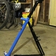 Upcycled Bike Frame