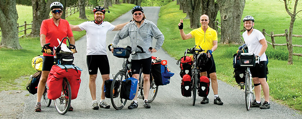 Companions Wanted Adventure Cyclist Adventure Cycling