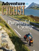 Adventure Cyclist magazine