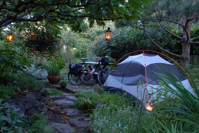 Bicycle Camping 9 Urban Edition Adventure Cycling