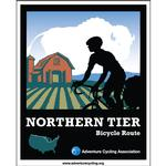 Northern Tier Map Set