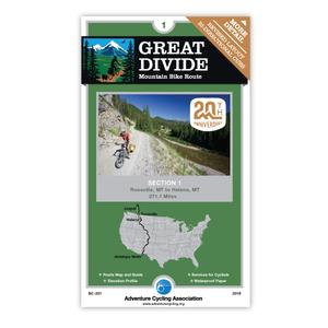 Great Divide Mountain Bike Route, Section 1