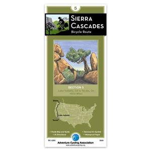 Sierra Cascades Route, Section 5