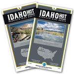 Idaho Hot Springs Mt Bike Route Set