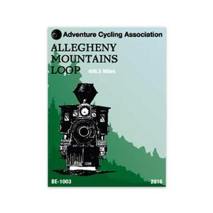 Allegheny Mountains Loop - Physical Copy