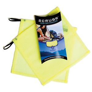 Lunatec Scrubr® Dishcloth 2-pack