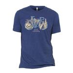 Adventure Cycling Association Bike Travel Weekend T-Shirt