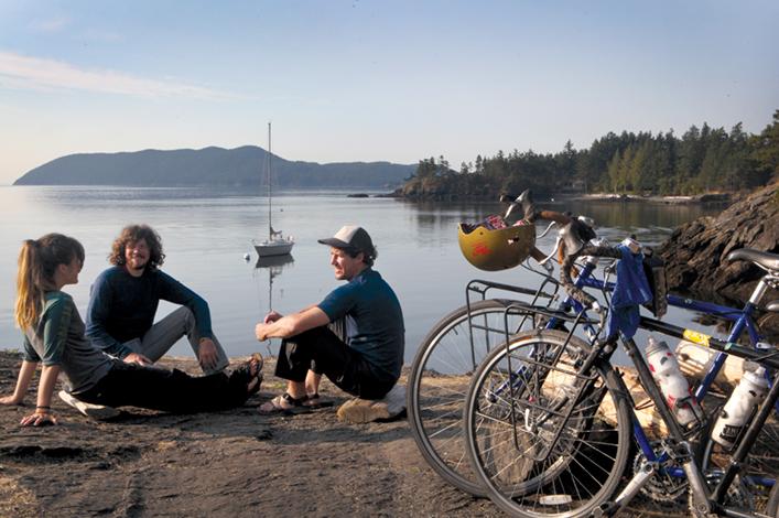 San Juan Islands Bicycle Tours
