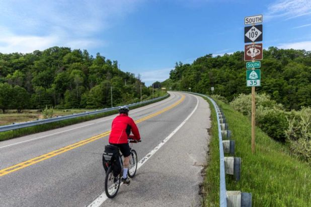 New USBRS Report Highlights Promotion Successes Adventure - Us bicycle route system map