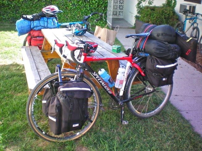 Fast Touring Bike Tire