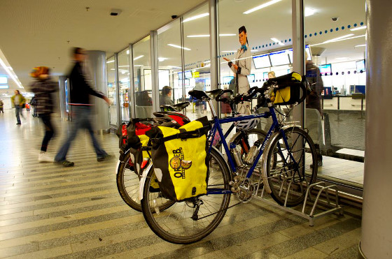 Traveling Europe By Two Wheels Europe S Multi Modal System