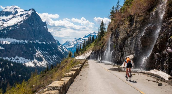 Five National Parks You Can Get To On Amtrak For Bike Your