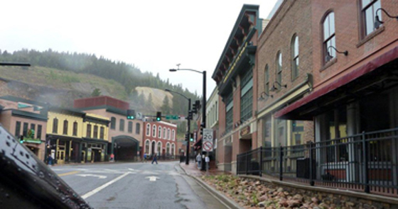 Photo of Gregory and Main in Black Hawk, Colorado