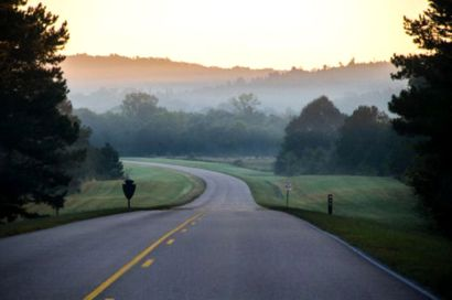 Natchez Trace Parkway morning fog _ Saara Snow.jpg