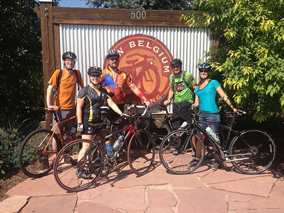 Beer And Bike Tour Giveaway Adventure Cycling Association