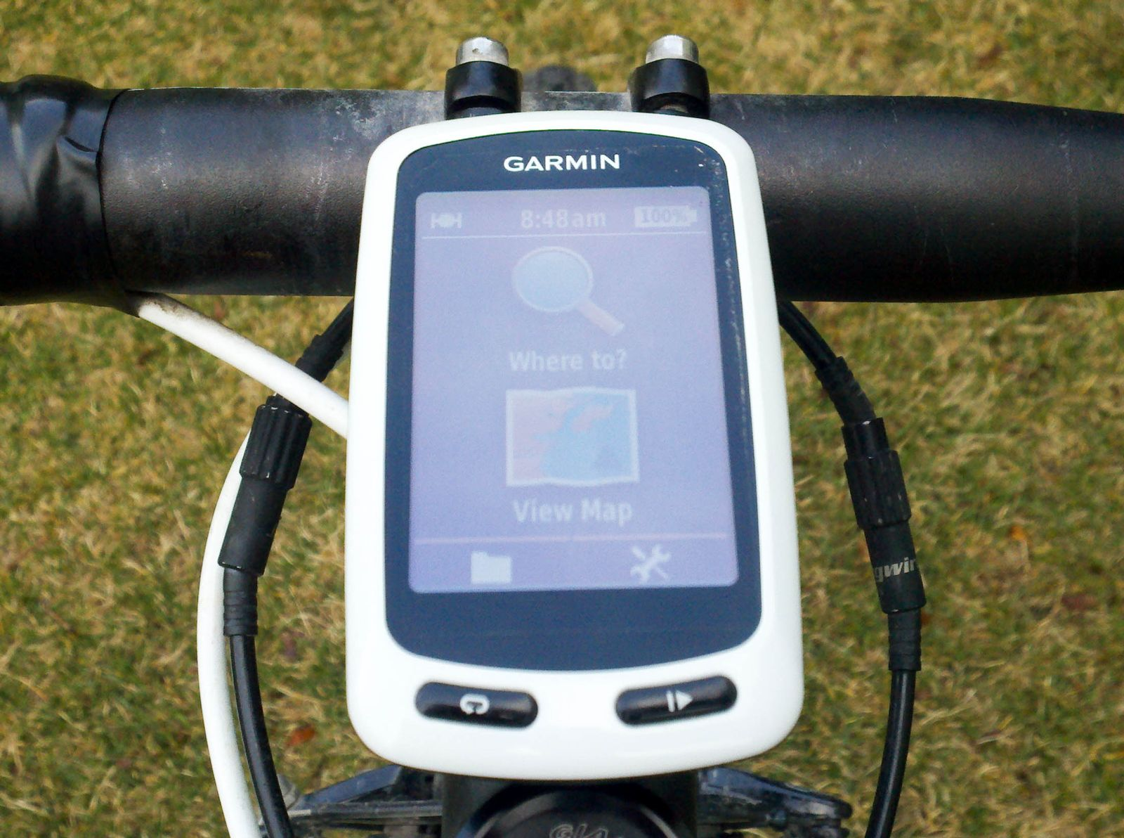 In The Most Recent Issue Of Adventure Cyclist Magazine I Reviewed Garmins Touring Edge Plus Gps Unit To Supplement That Article I Would Like To Share A