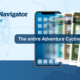 Bicycle Route Navigator - With App Icons