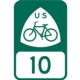 New U.S. Bicycle Routes Expand Bicycle Travel Options in Four States