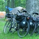 Touring Cyclists Always Welcome Camping
