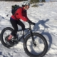How Megan Rocks the Fat Bike