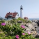 Maine Coast and Lighthouses - Van