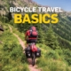Bicycle Travel Basics
