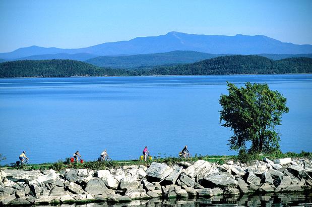 Lake Champlain Inn to Inn Guided Tours Adventure Cycling