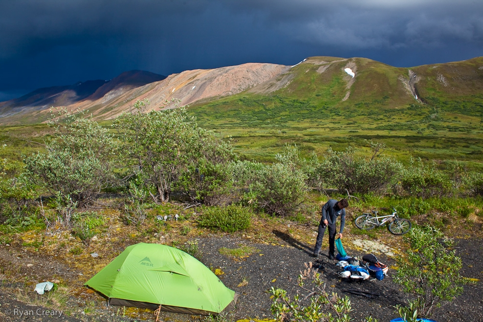 Riding The Canol Heritage Trail Photo Gallery Adventure