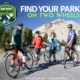 Count The Ways to Bike Your Park on September 24th