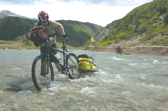 Crossing Kyrgyzstan By Bike Adventure Cyclist