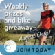 Adventure Cycling New Member Drive - Weekly Prizes and a Bike Giveaway!