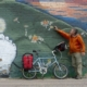 Pedaling the Murals of Minneapolis